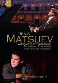 Denis Matsuev at the Royal Concertgebouw