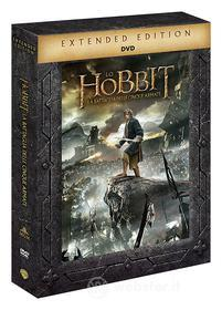 Lo Hobbit. La battaglia delle cinque armate(Confezione Speciale 5 dvd)