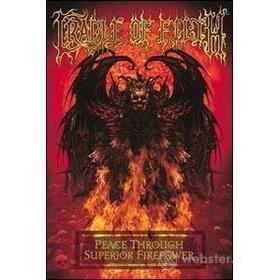 Cradle of Filth. Peace Through Superior Firepower