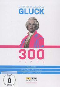 Christoph Willibald Gluck. 300 Years (Cofanetto 3 dvd)
