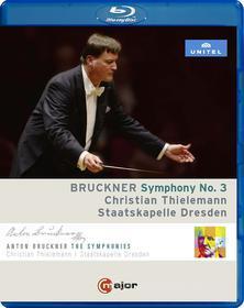 Anton Bruckner - Sinfonia N.3 (Blu-ray)