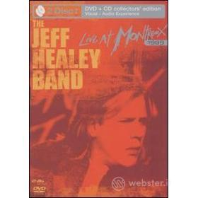 The Jeff Healey Band. Live at Montreux 1999