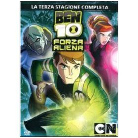 Ben 10. Forza Aliena. Stagione 3 (3 Dvd)