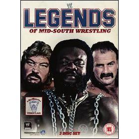 Legends Of Midsouth (3 Dvd)