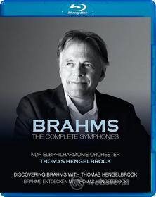 Johannes Brahms - Symphonies (Integrale) (Blu-ray)