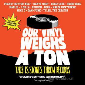 Our Vinyl Weighs A Ton. This Is Stones (2 Dvd)