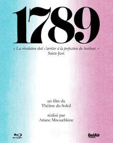 1789 - The Revolution Stops When Perfect Happiness Is Reached (Blu-ray)