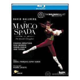 Daniel François Esprit Auber. Marco Spada (Blu-ray)