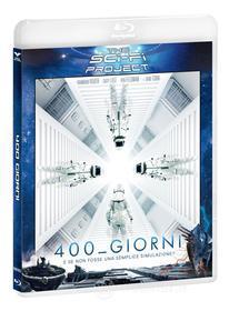 400 Giorni (Sci-Fi Project) (Blu-ray)