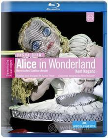 Unsuk Chin. Alice in Wonderland (Blu-ray)
