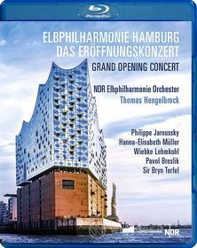 Elbphilharmonie Hamburg - Grand Opening Concert (Blu-ray)