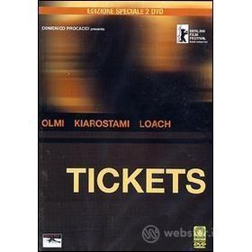 Tickets (Edizione Speciale 2 dvd)