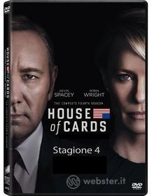 House of Cards. Stagione 4 (4 Dvd)