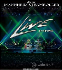 Mannheim Steamroller - Live (3 Blu-ray)