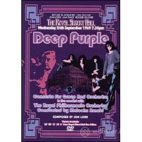 Deep Purple. Concerto For Group And Orchestra. Royal Albert Hall, 1969