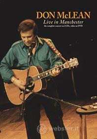 Don Mclean - Live In Manchester