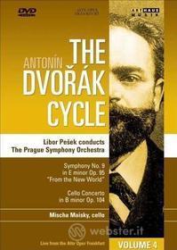 Antonin Dvorak. The Dvorak Cycle. Vol. 4