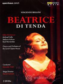 Vincenzo Bellini. Beatrice di Tenda