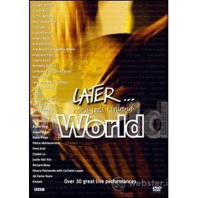 Later... With Jools Holland. World