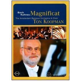 Ton Koopman. Magnificat. Johann Sebastian Bach