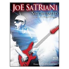 Joe Satriani. Satchurated: Live In Montreal. 3D (Blu-ray)