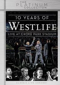 Westlife - 10 Years Of Westlife