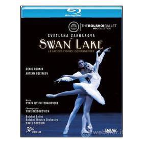 Pyotr Ilyich Tchaikovsky. Swan Lake. Il lago dei cigni (Blu-ray)
