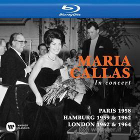 Maria Callas: Callas Live (3 Blu-Ray) (Blu-ray)