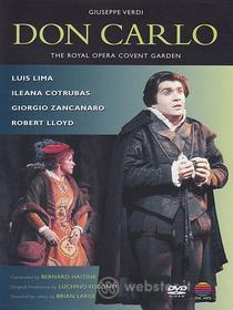Giuseppe Verdi. Don Carlo