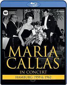 Maria Callas. In Concert. Hamburg 1959 and 1962 (Blu-ray)