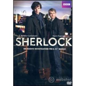 Sherlock. Stagione 1 (2 Dvd)