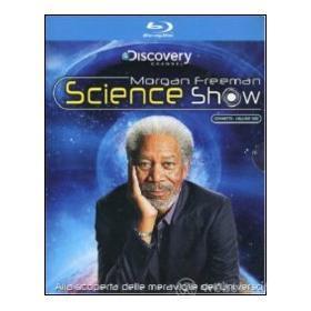 Morgan Freeman Science Show (4 Blu-ray)
