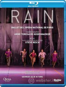 A.T. De Keersmaeker - Rain (Blu-ray)