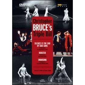 Christopher Bruce. Christopher Bruce's Triple Bill