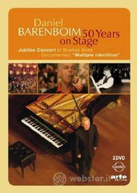 Daniel Barenboim. The Jubilee Concert from Buenos Aires (2 Dvd)