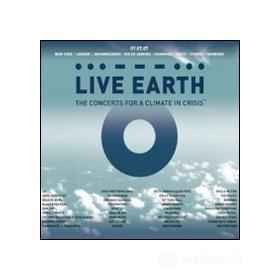 Live Earth. The concerts for a climate in crisis (2 Dvd)