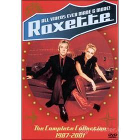 Roxette. All Videos Ever Made And More - The Complete Collection 1987 - 2001