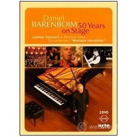 Daniel Barenboim. 50 Years On Stage (2 Dvd)