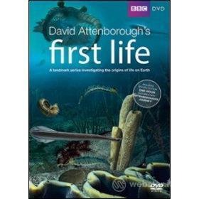 First Life. L'origine della vita (2 Dvd)