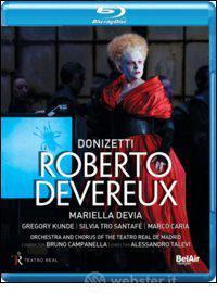 Gaetano Donizetti. Roberto Devereux (Blu-ray)