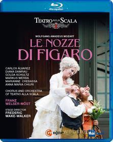 Wolfgang Amadeus Mozart - Le Nozze Di Figaro (Blu-ray)