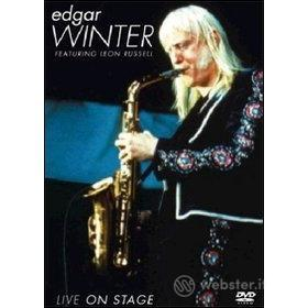 Edgar Winter And Leon Russell. Live On Stage