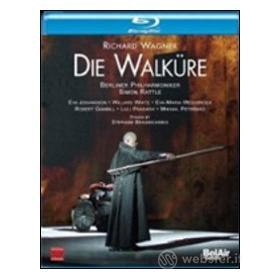 Richard Wagner. Die Walkure. La valchiria (Blu-ray)