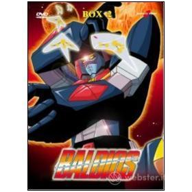 Baldios. Il guerriero dello spazio. Memorial Box 2 (3 Dvd)