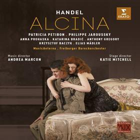 Georg Frideric Handel. Alcina (Blu-ray)