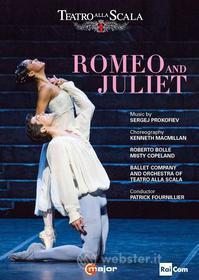 Sergei Prokofiev - Macmillian - Romeo And Juliet (2 Dvd)