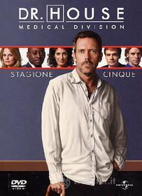 Dr. House. Medical Division. Stagione 5 (6 Dvd)