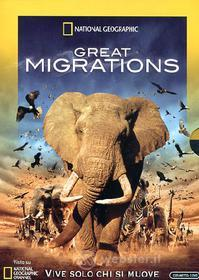 Great Migrations (3 Dvd)