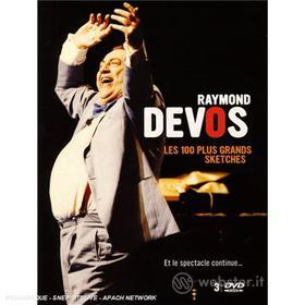 Raymond Devos - Les 100 Plus Grands Sketches (3 Dvd)