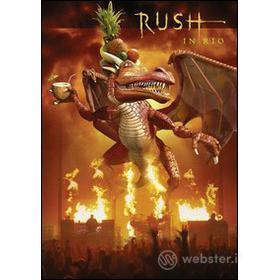 Rush. In Rio (2 Dvd)